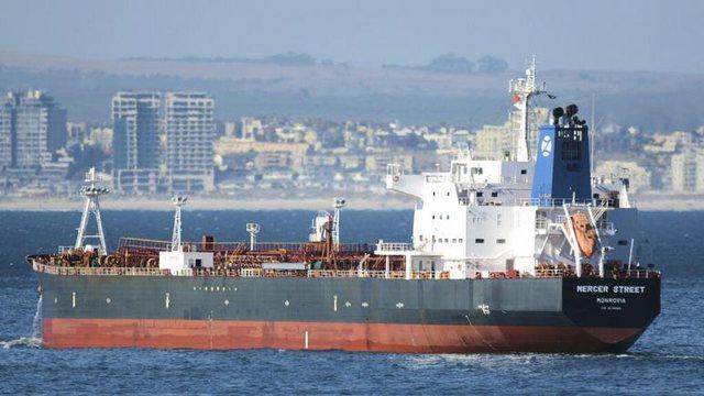 SHBA e Britania e Madhe fajësojnë Iranin për sulmin ndaj anijes