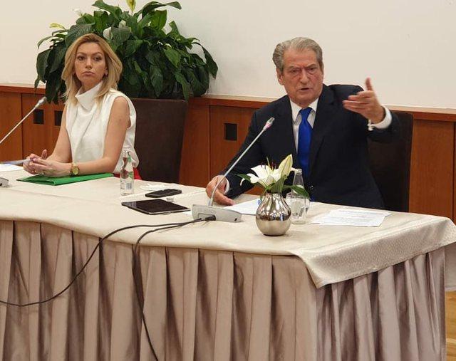 "Sali Berisha: ""Ballkan i Hapur"": Nismë destabilizuese"