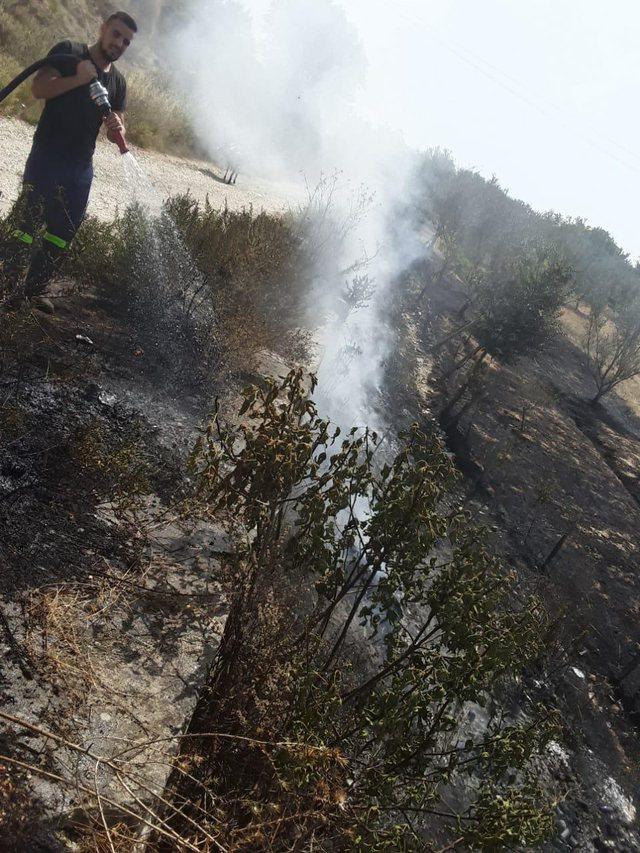 Mallakastër/ Shuhen vatrat e zjarrit në Cerrilë, Selitë dhe