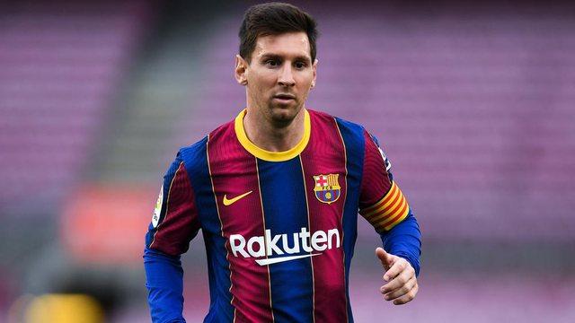 E BUJSHME, Lionel Messi ikën zyrtarisht nga Barcelona