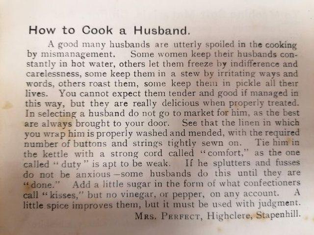 """Zbulohet libri i vjetër i recetave ku tregohet se si """"gatuhet"""