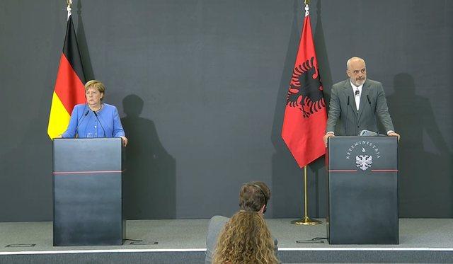 Ram e thotë në sy Merkelit: Ne jemi peng i nacionalizmit brenda BE