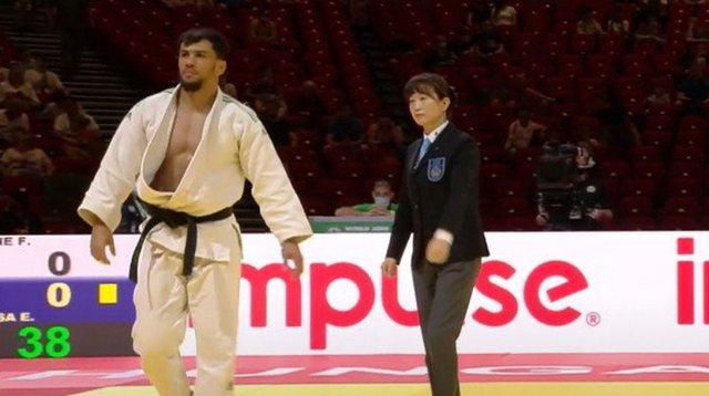 Refuzoi duelin me një izraelit në Olimpiadë, xhudisti algjerian