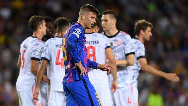 Bayerni tregon forcën ndaj Barçës, fiton 3-0 në