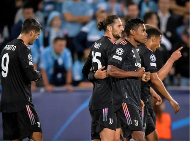 Video/ Juventusi nuk fal në Champions, dominon Malmon. Lukaku shpëton