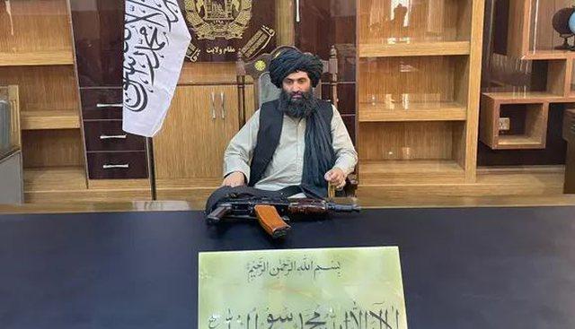 """""""Kthehuni me para, jo me armë"""" Thirrja e  guvernatorit taliban"""