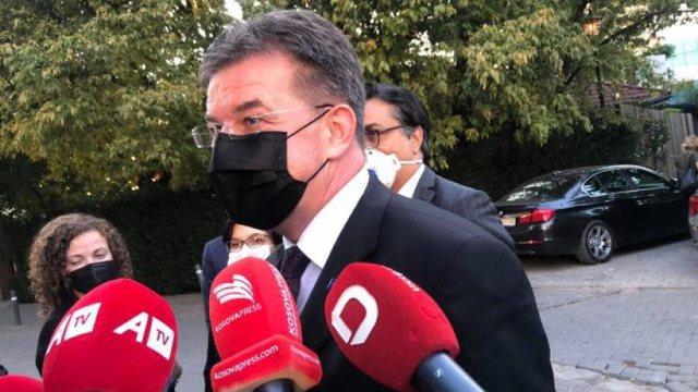 Lajçak pas takimit me Kurtin: Nuk kemi folur për hapjen e arkivave