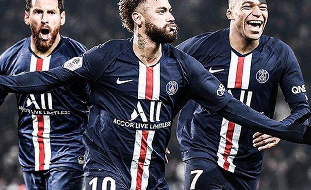 Mësoni formacionet e supersfidave në Champions. Messi-Neymar-Mbappe