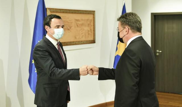 Kurti-Lajçakut: Në dialog Kosova është palë e