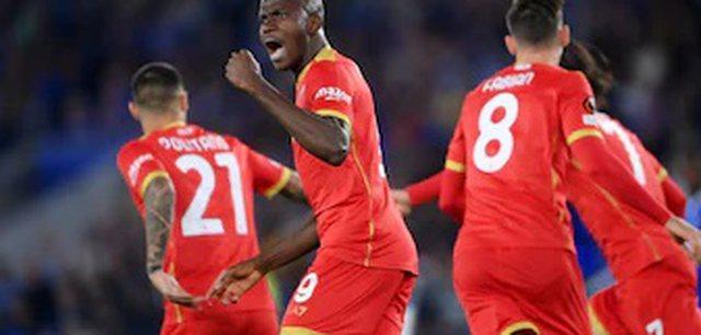 """Video/ Napoli i """"vjedh"""" barazimin Leicester, fitojnë Monaco e"""