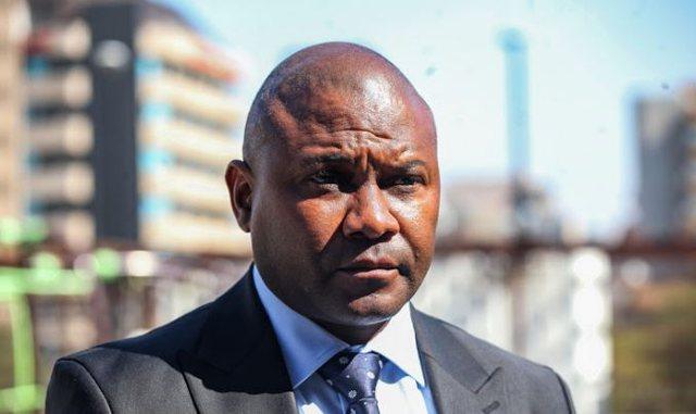 Kryebashkiaku i qytetit më të madh të Afrikës së Jugut