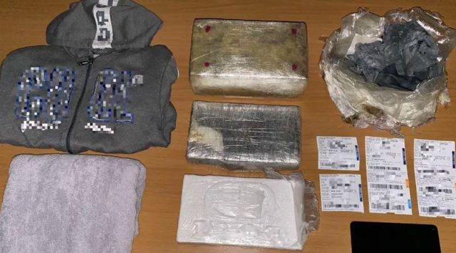 Gruan e kap paniku, fsheh kokainën me vlerë gjysmë milionë