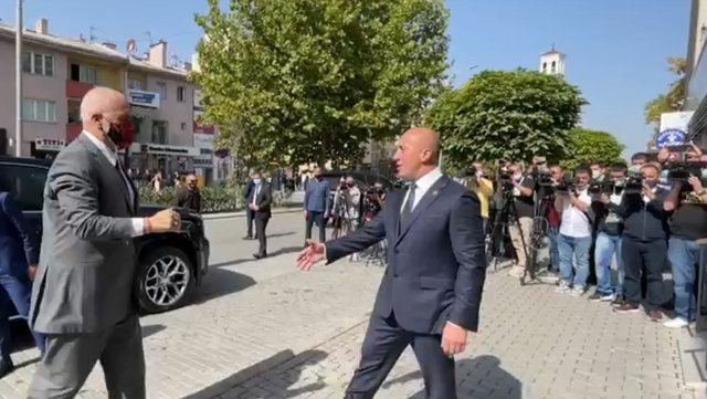 Rama në Prishtinë, takohet me Ramush Haradinajn