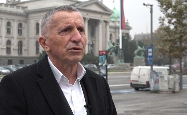 Shaip Kamberi: Ideja serbe për mbylljen e kufirit për