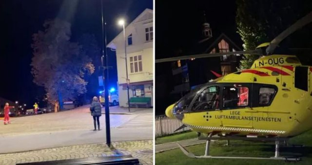 Sulm me shigjeta në Norvegji/ Disa të vdekur, helikopterë dhe