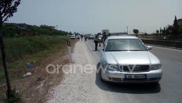 Aksident në autostradën Lushnje-Rrogozhinë, plagoset