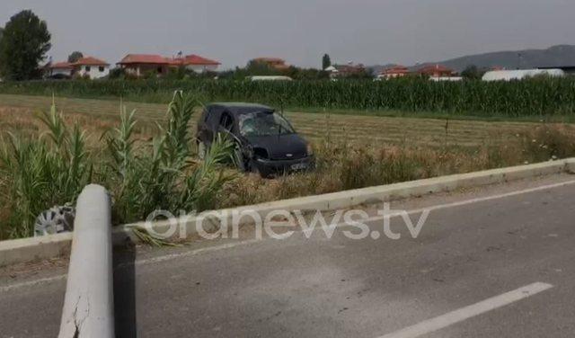 Aksidenti tragjik në Elbasan/  Gruaja u nis me djalin 3 vjeç në
