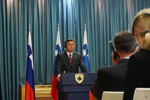 Pahor: Ballkani Perëndimor duhet të jetë në BE, kështu