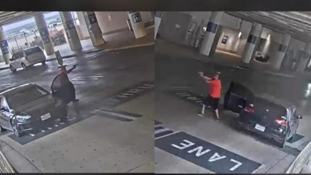 Del VIDEO/ Momenti kur një person hap zjarr në aeroportin amerikan