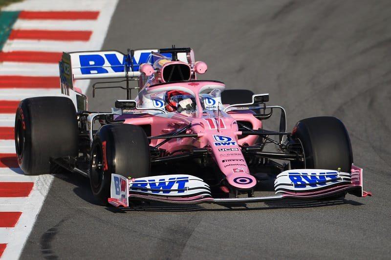 Koronavirusi hyn në Formula 1, Sergio Perez rezulton pozitiv