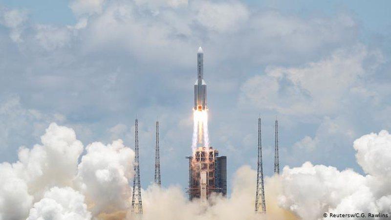 Kina nis misionin pa pilot në planetin Mars