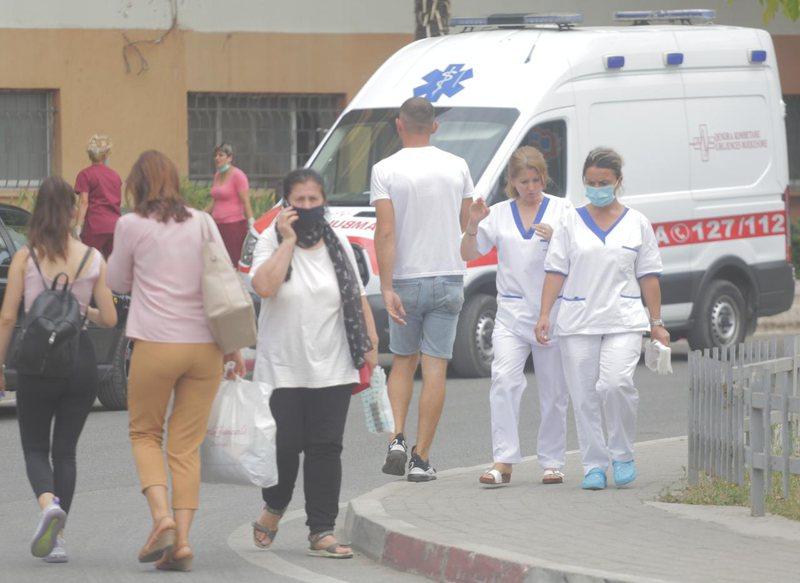 Tre vatrat e nxehta në Tiranë të koronavirusit: