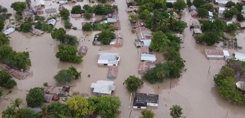 SHBA: Viktima dhe përmbytje nga uragani Laura