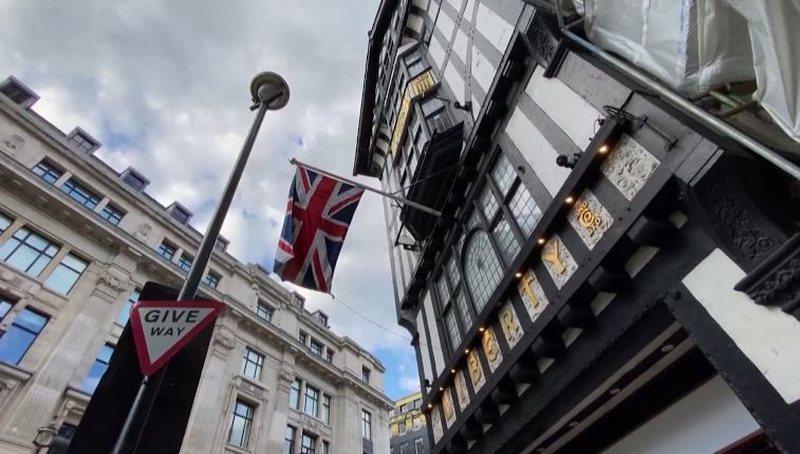 Britania në recesion, ekonomia në pikën më të ulët