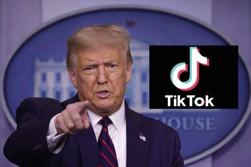 Donald Trump kërkon të ndalojë TikTok në ShBA