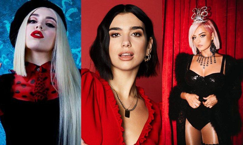 """Këngëtaret shqiptare pushtojnë """"MTV VMA"""", mungon Rita"""