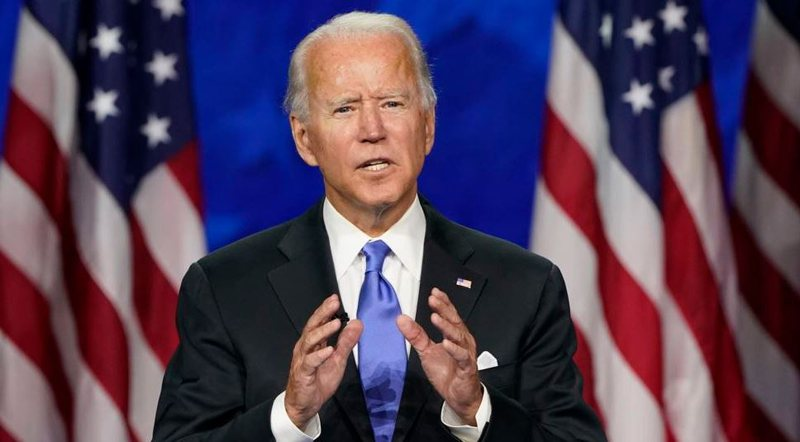 Joe Biden pranon emërimin e demokratëve si kandidat për president