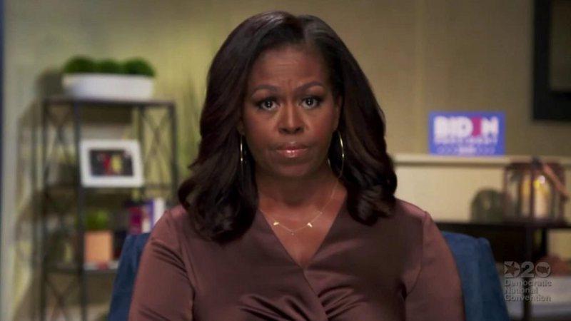 Michelle Obama: Trump, presidenti i gabuar për SHBA