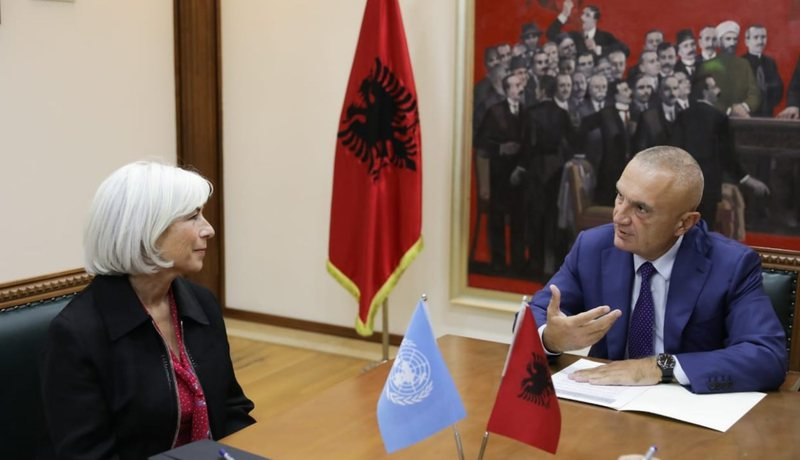 Meta With UN Coordinator: Working Together On A Calendar Of Activities