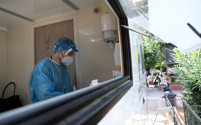 """Rriten rastet e infektimeve në Greqi, Athina drejt """"Lock-Down""""-it"""