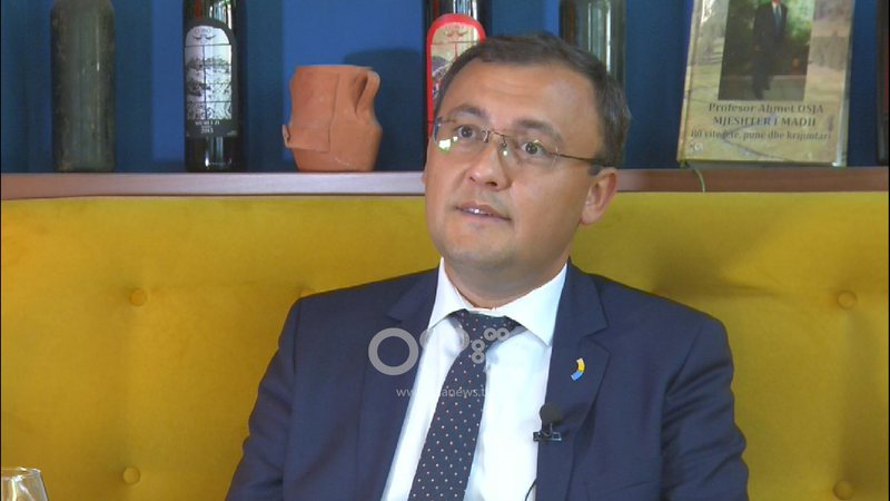 U ftua nga Rama, zv.ministri ukrainas për RTV Ora: Ja kur vjen në