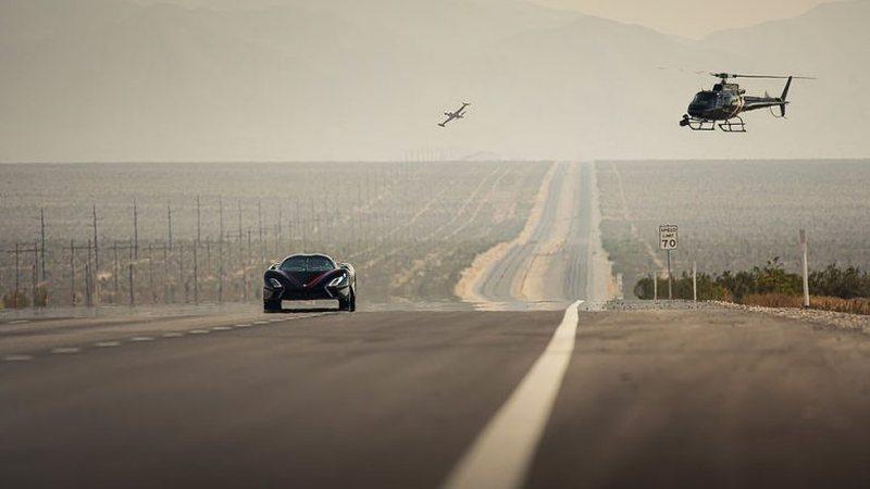 Vetura më e shpejtë në botë/ Rrëzon nga froni Bugatti