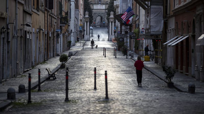 Covid-19 në Itali, ndryshon harta e lockdown-it