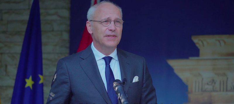 """German Ambassador: Time Until The Election Is Short, Respect """"June 5"""""""