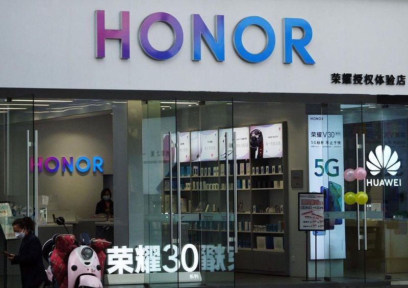 """""""Huawei"""" shet aksionet, gjigandi kinez i teknologjisë në"""