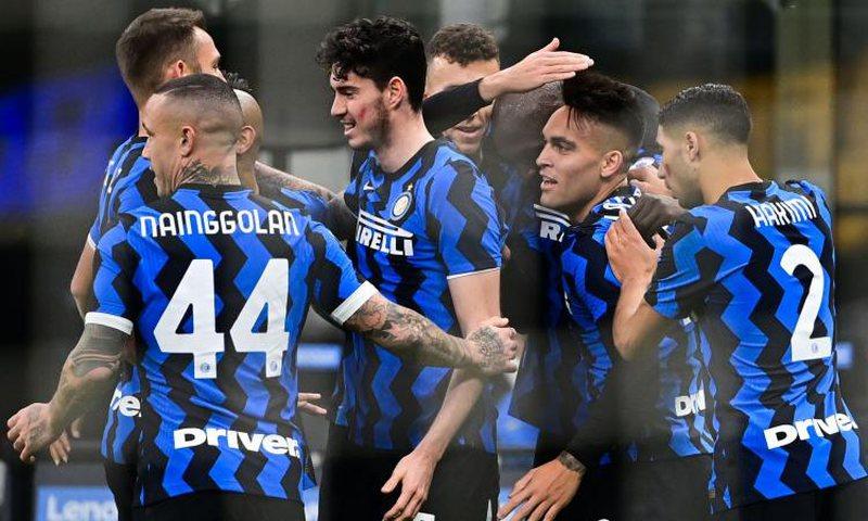 VIDEO/ Përmbysje e çmendur e Inter, 4 gola në 30 minuta