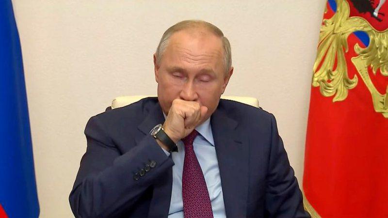 Putin në gjendje të keqe shëndetësore, në luftë me
