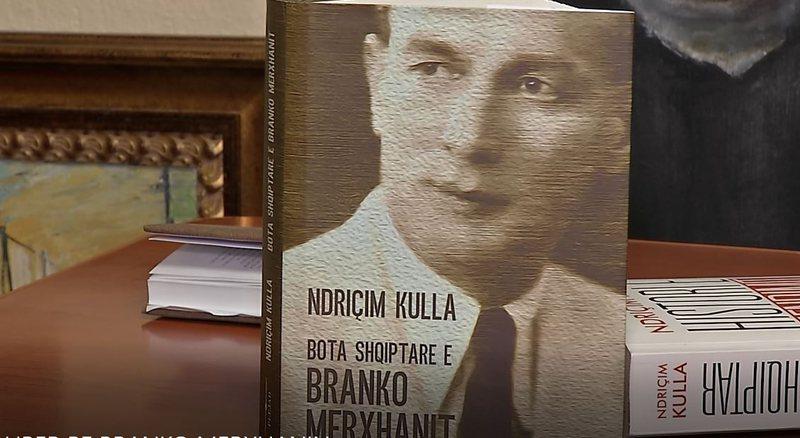 """""""Bota Shqiptare e Branko Merxhanit"""" tani në libraritë tona"""