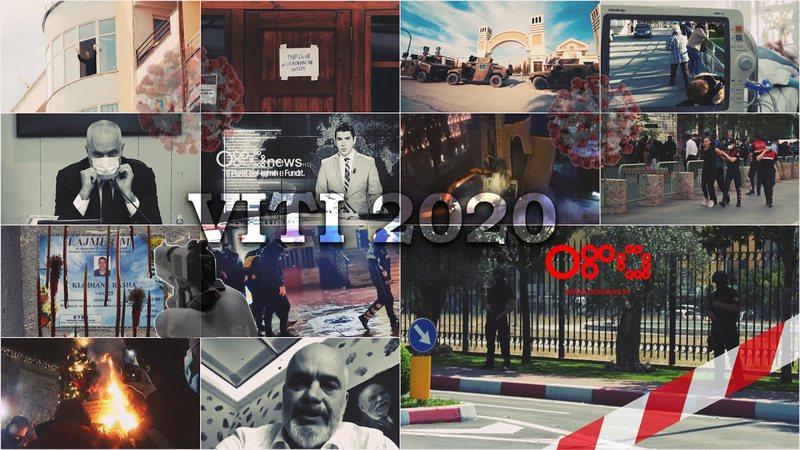 Pa koment/ 365 ditët e vitit 2020 në 2 minuta - speciale e Ora News