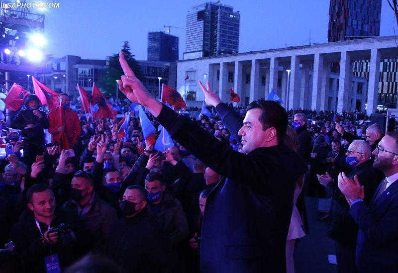 PD hap fushatën elektorale