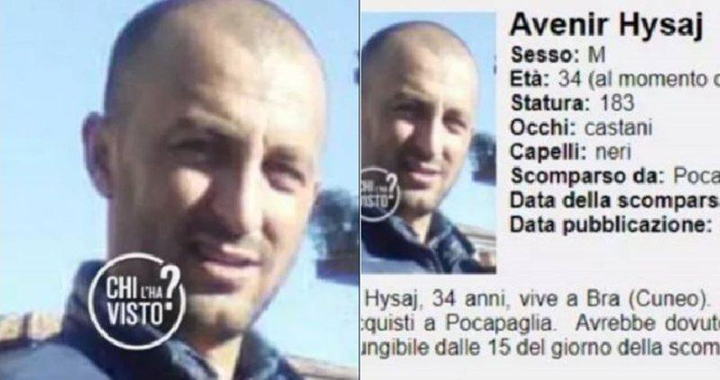 E rëndë në Itali/ Gjendet i vdekur Avenir Hysaj, 34