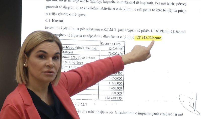 """""""Afera më e madhe korruptive e 100 viteve"""", Kryemadhi denoncon"""