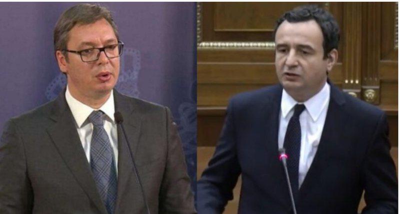Kurti dhe Vuçiç javën e ardhshme vizita në Bruksel
