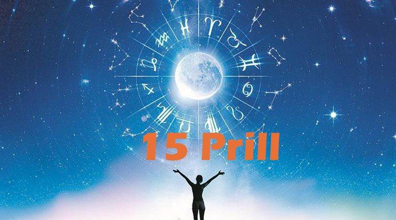 Horoskopi 15 Prill, ja çfarë kanë parashikuar yjet për ju