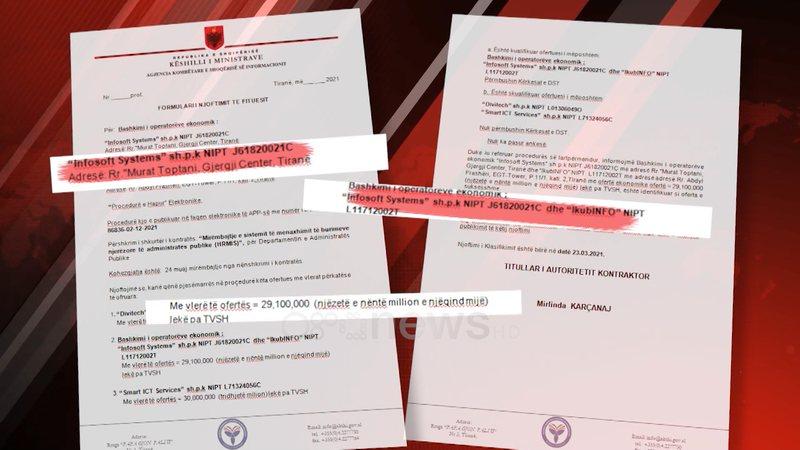 Pas skandalit në e-albania AKSHI  nuk reflekton, tjetër tender pa
