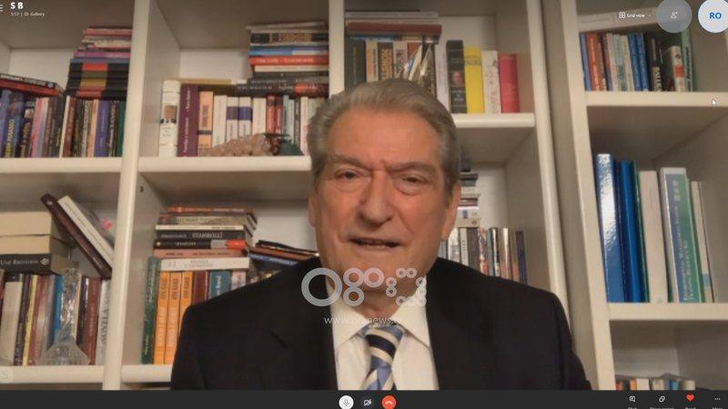 Berisha: Shqiptarët do të ndahen nga regjimi i kakistokracisë me